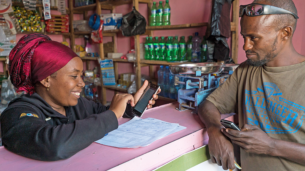 M-birr Mobile Money Ethiopia Finnfund Intro Africa