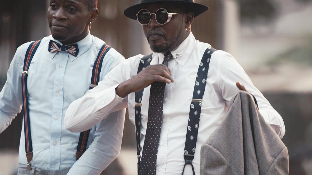 I am Congo Intro Africa Sappeurs
