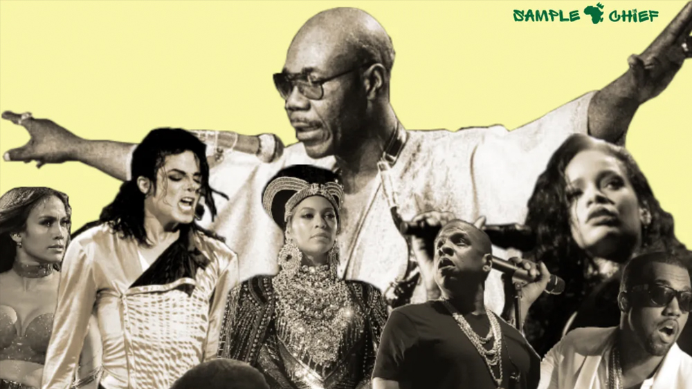 Sample Chief Soul Makossa Intro Africa