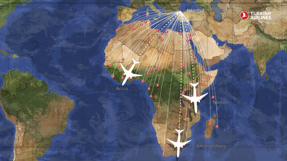 Turkish Airlines Intro Africa