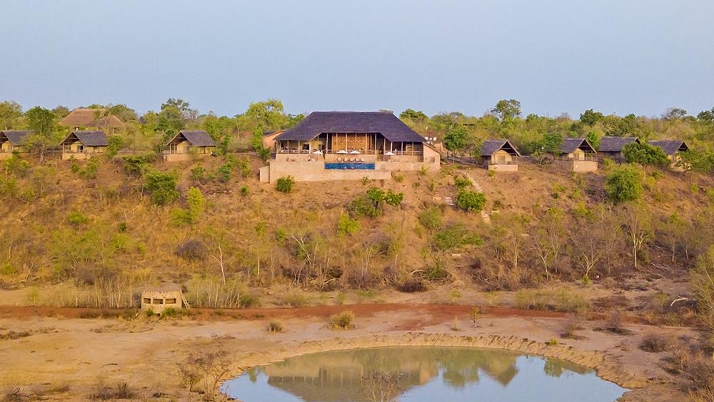 Zaina Lodge Ghana Mole National Park Intro Africa