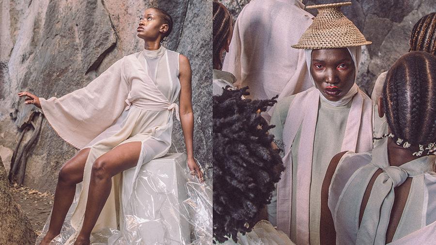 Fashion Revolution in Zimbabwe, Haus of Stone on Intro Africa