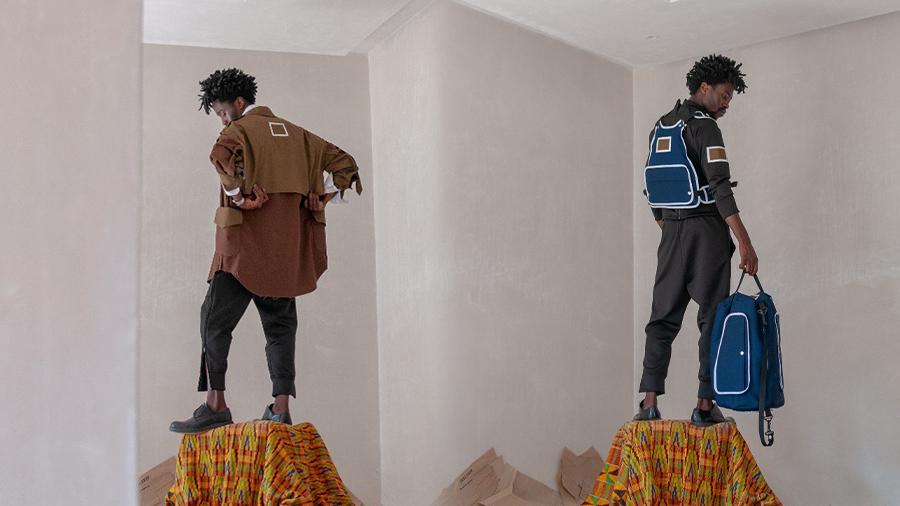 Fashion Revolution in Zimbabwe, Guylellujah on intro Africa