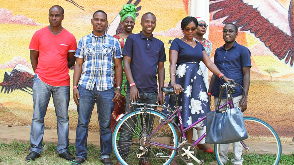 Amanda Ngabirano Rethink mobility in Africa