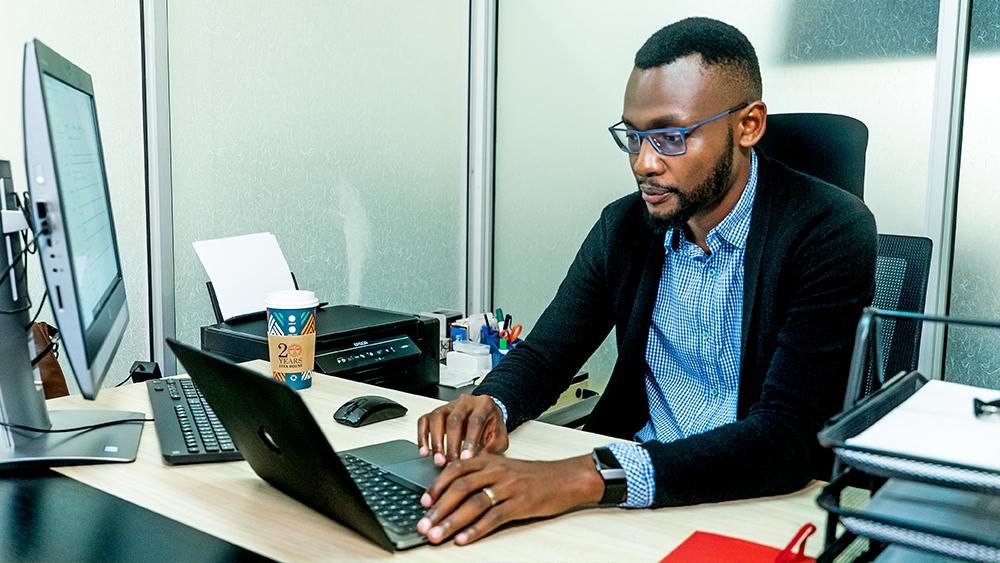 Barclay Paul Okari Co Founder FinAccess
