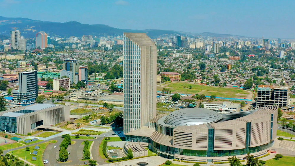 The African Union, Addis Ababa